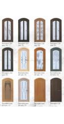 "Двери межкомнатные ""ОЛИМП"" m166"